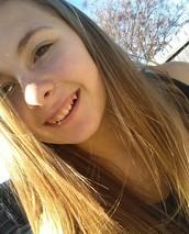 Kylie Lewallen, 7th grader