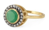 Suzanne Cocktail Ring (size 7)