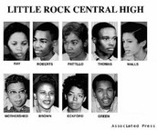 Little Rock Nine, The Power Was In Their Hands