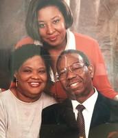 "Me, Mum & ""Wes Wes"" 1996"