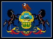 The PA  flag