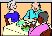 Mark Your Calendars for Grandparents Luncheons!