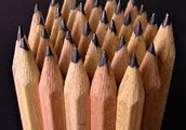 How many pencil are made in a year in the USA