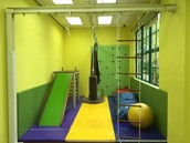 Our new GYM!