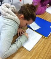 6th Grade Writing