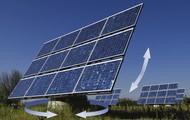 PLANTATION OF SOLAR PANELS
