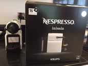 £45 Perfect Condition - Nespresso Espresso Machine