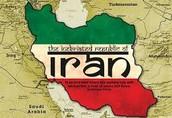 Irans area