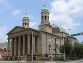 Baltimore Maryland mother church of the U.S.