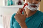 不共用刮鬍刀