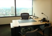 Fully furnished team space perfect for your growing team and includes: