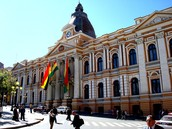 Legislative Palace of Bolivia