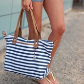 Who doesn't love this bag from S & D?
