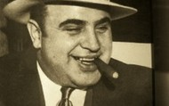 Al Capone Captured.