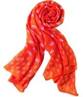 Union Square Scarf - Pink Elephant