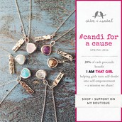#Candi for a cause