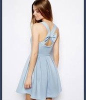 Light Blue Dress