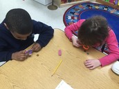 Examining pennies and dimes in math