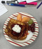 LARRY'S YUMMY FRENCH TOAST BREAKFAST!