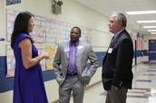 Springdale Hosts State, Bibb Superintendents