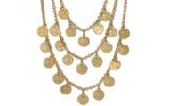 Rio Triple Strand Necklace