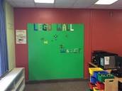 Epic Lego Wall!
