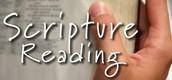 Scripture Reading Orientation
