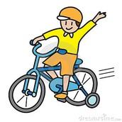 learn to ride bike