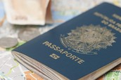 Nunca saí do país, não sei como funciona o sistema de visto para outros lugares