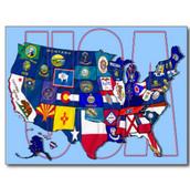 Regions Postcard Project
