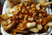 Mostly Quebec's people eat this food