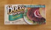 boca burgers