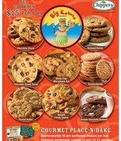 Nelson Cookie Dough Fundraiser & Limo Ride