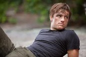 Peeta in the games