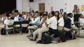 Scholars Awaiting LA Laker Jordan Clarkson!