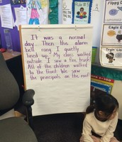 Our shared writing