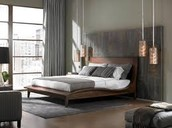 Cinco Dormitorios! (tres se muestran)