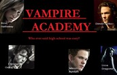 Vampire Academy at 1:50