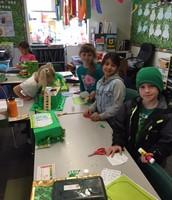 1st Grade St. Patrick's Day