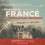 The Chateau Program