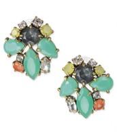 Naomi cluster earrings- original $44, sale $28