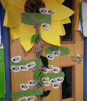 Literacy Challenge Tree - Reception