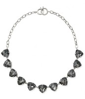 Somervell Necklace - Silver/Black