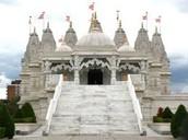 Hindu worship place