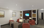 Business Lounge and Lobby!
