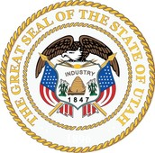 Utah's State seal