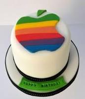 Happy Birthday, Apple!