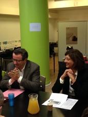 """Renaissance Numérique rencontre la Commission de l'Assemblée nationale """"Droits et libertés à l'âge du numérique"""" chez Viadeo"""