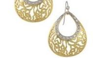 Jordyn Fillagree Earrings