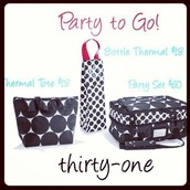 Party on the Go!